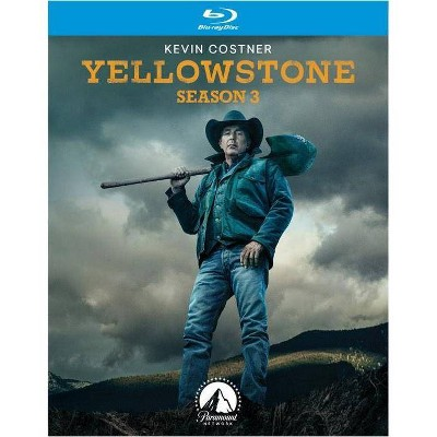 Yellowstone: Season Three (Blu-ray)(2020)
