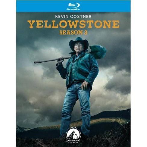 Yellowstone: Season Three (Blu-ray)(2020) - image 1 of 1
