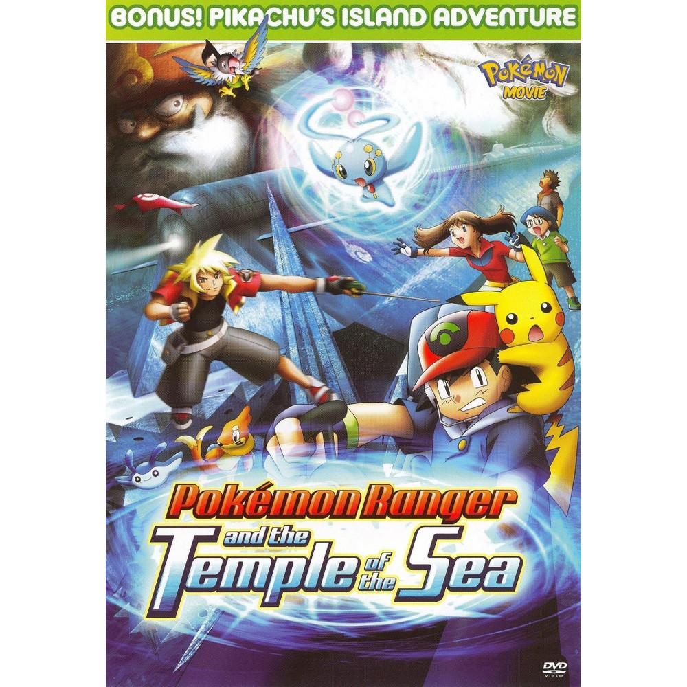 Pokemon, Vol. 9: Pokemon Ranger and the Temple of the Sea (dvd_video) Pokemon, Vol. 9: Pokemon Ranger and the Temple of the Sea (dvd_video)