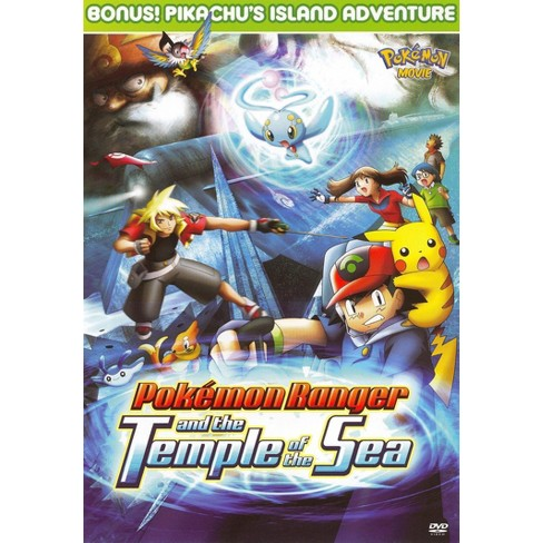 Pokemon Vol 9 Pokemon Ranger And The Temple Of The Sea
