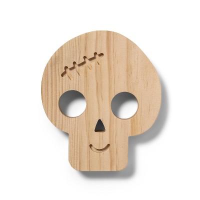 Wood Skull - Mondo Llama™