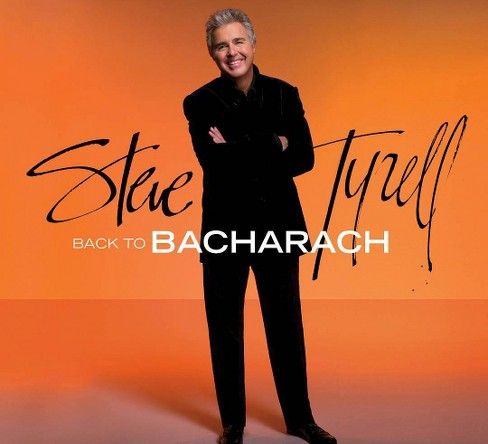Steve Tyrell - Back to Bacharach (CD) - image 1 of 3