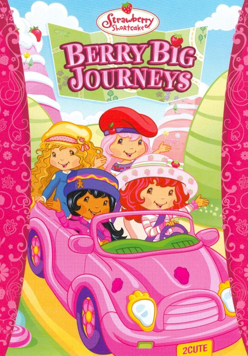Strawberry Shortcake: Berry Big Journeys - image 1 of 1