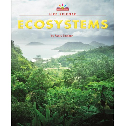 Ecosystems -  (Beginning-to-Read: Read and Discover - Science) by Mary Lindeen (Paperback) - image 1 of 1