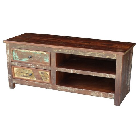 "Recycled Wood 60"" TV Stand - Timbergirl - image 1 of 1"