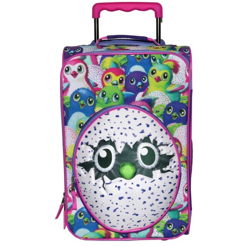 "Spinmaster 18"" Hatchimals Suitcase - Purple - image 1 of 7"