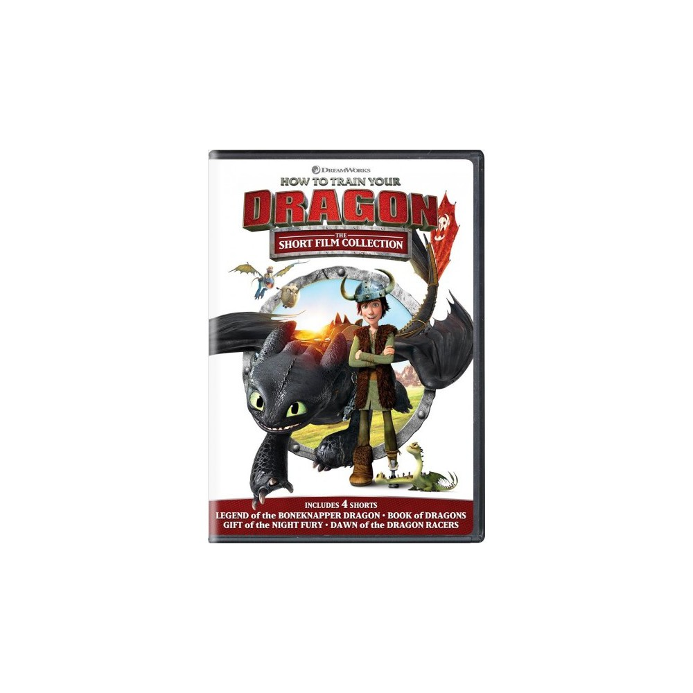 How To Train Your Dragon:Short Film C (Dvd)