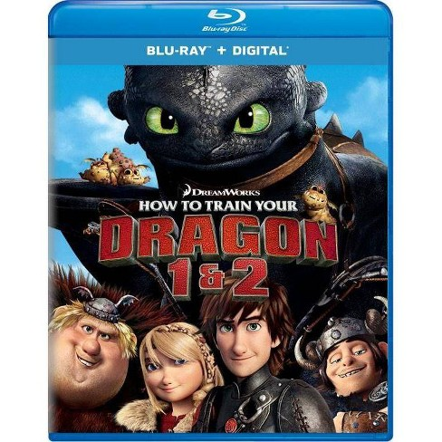 How To Train Your Dragon How To Train Your Dragon 2 Blu Ray