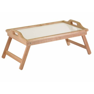Sherwood Breakfast Bed Tray Natural/White - Winsome