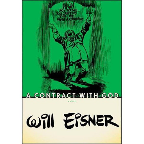 A Contract with God - by  Will Eisner (Paperback) - image 1 of 1