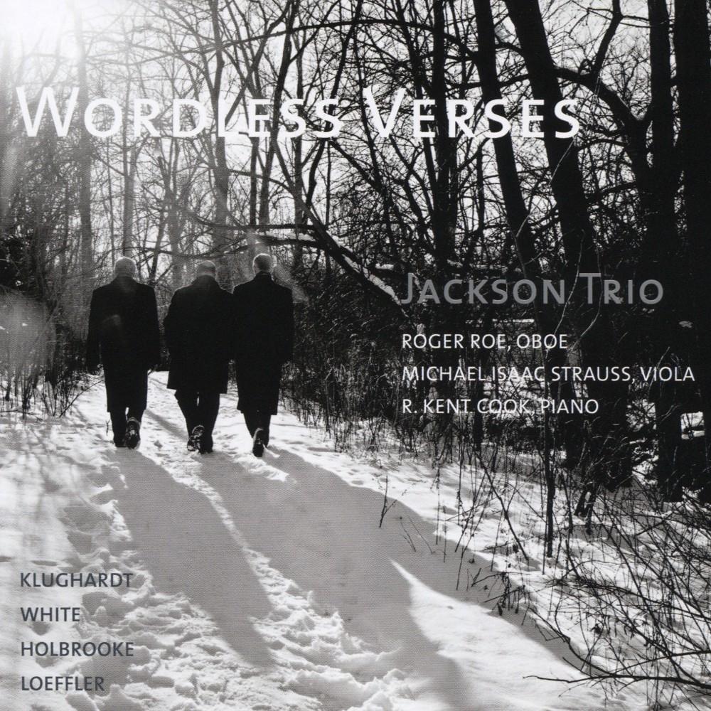 Jackson Trio - Wordless Verses (CD)