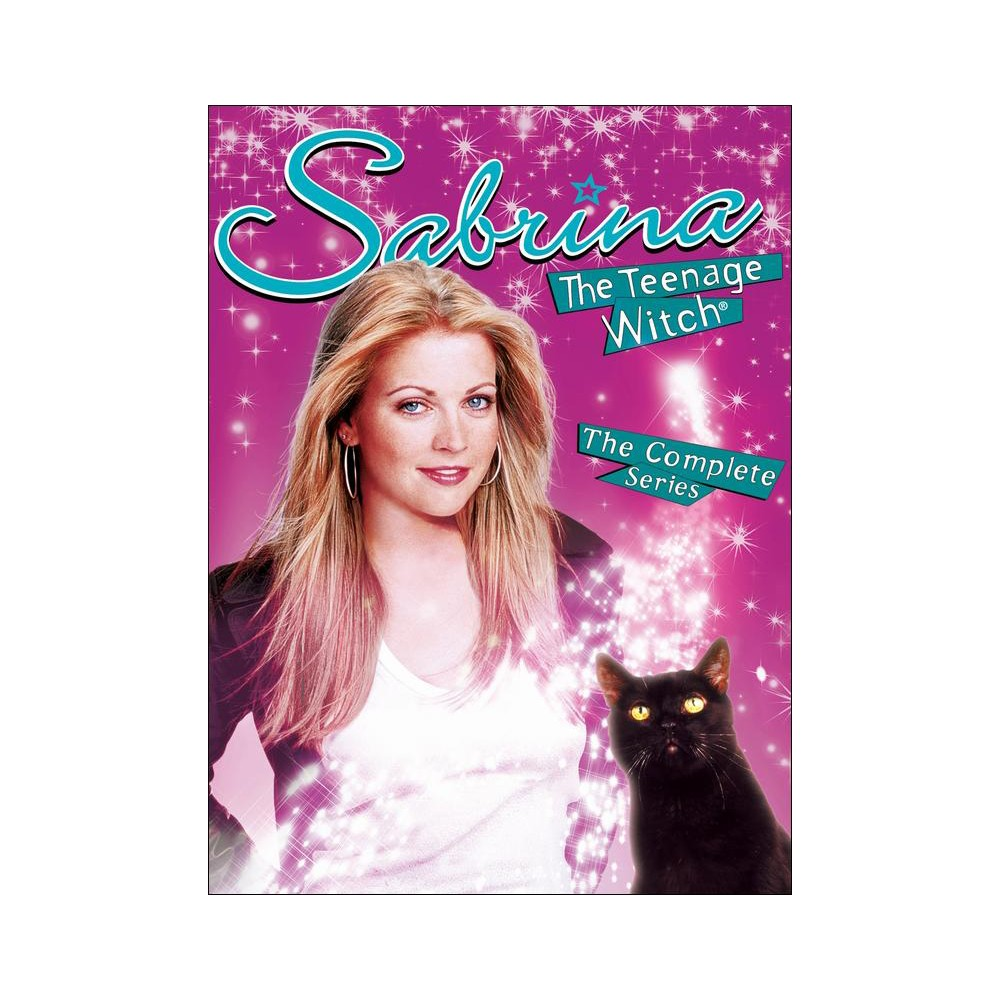 Sabrina The Teenage Witch:Complete S (Dvd)