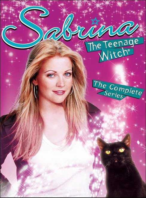 Sabrina The Teenage Witch:Complete S (DVD) - image 1 of 1