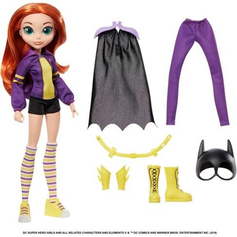 DC Super Hero Girls Teen to Super Life Batgirl Doll - image 1 of 13