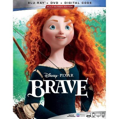 Brave Repackage (Blu-Ray + DVD + Digital)