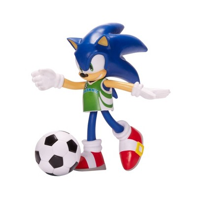Sonic The Hedgehog 4 Soccer Sonic Target