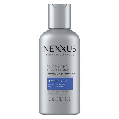 Nexxus Therappe Ultimate Moisture Silicone Free Shampoo Travel Size - 3 fl oz