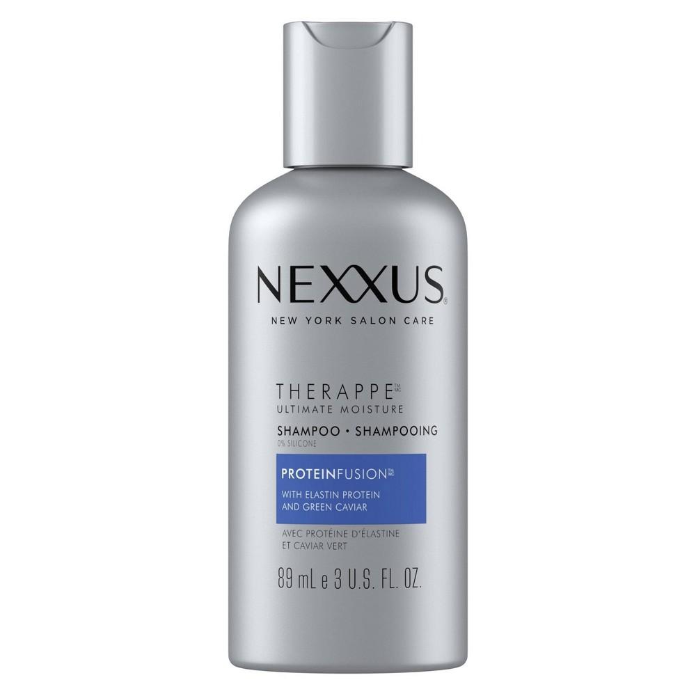 Nexxus Therappe Ultimate Moisture Silicone Free Shampoo Travel Size 3 Fl Oz
