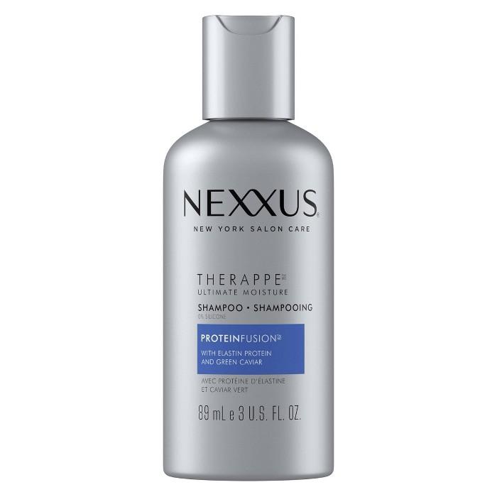 Nexxus Therappe Ultimate Moisture Silicone Free Shampoo Travel Size - 3 Fl Oz : Target
