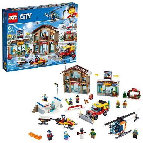 LEGO City Town Ski Resort 60203 - image 1 of 4