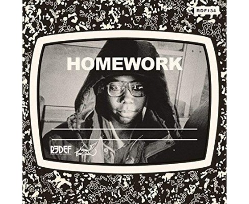 Kev Brown - Homework (Vinyl) - image 1 of 1