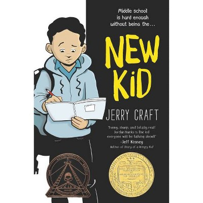 New Kid - by Jerry Craft (Paperback)
