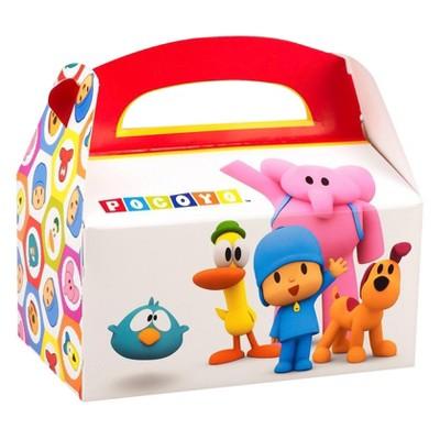 8 ct Pocoyo Favor Boxes