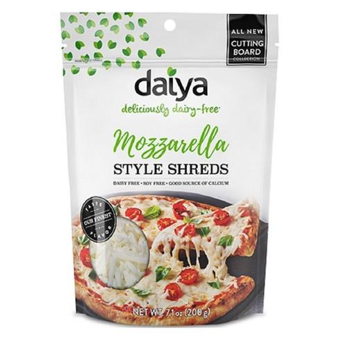 Daiya Dairy-Free Shredded Mozzarella Cheese - 7.1oz - image 1 of 3