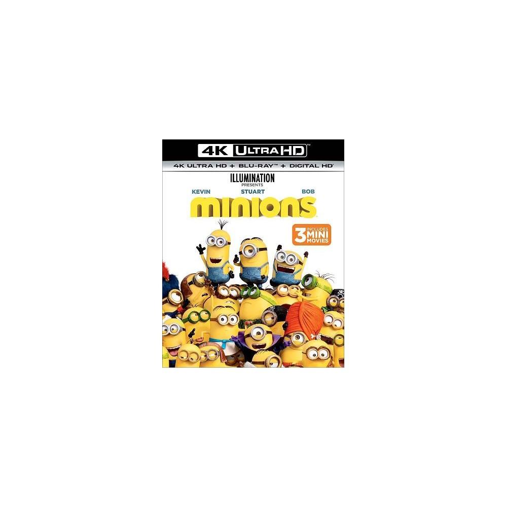 Minions (4K/Uhd), Movies