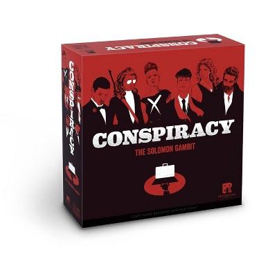 Conspiracy - The Solomon Gambit Board Game