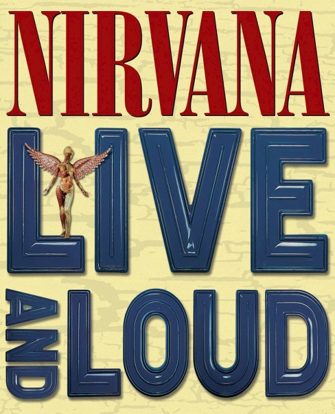 Live & loud (DVD) - image 1 of 1