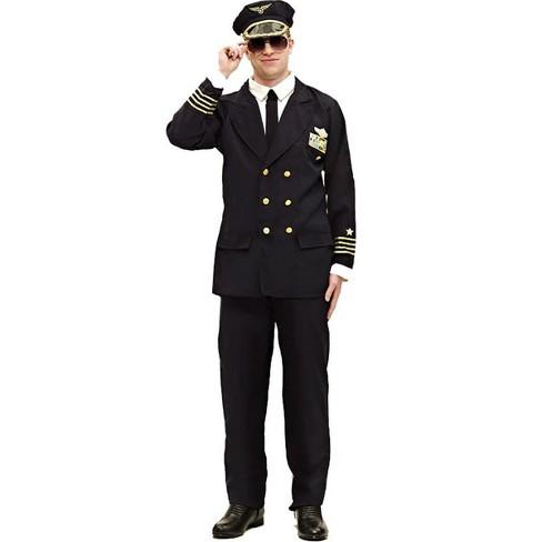 Pilot Adult Costume - image 1 of 1