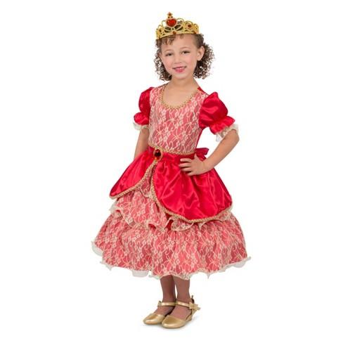 Girls' Queen Anastasia Halloween Costume - image 1 of 1