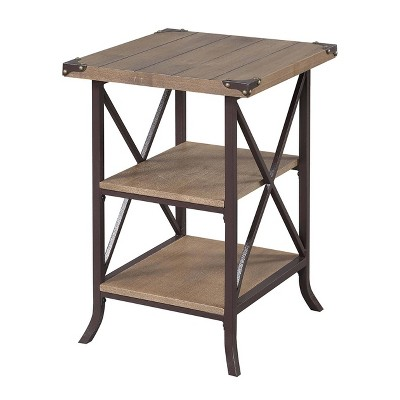 Brookline End Table - Breighton Home