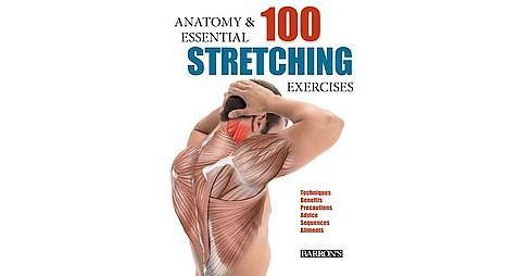 Anatomy and 100 Essential Stretching Exercises (Translation) (Paperback) (Guillermo Seijas Albir) - image 1 of 1