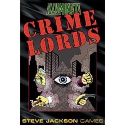 Illuminati - Crime Lords Board Game