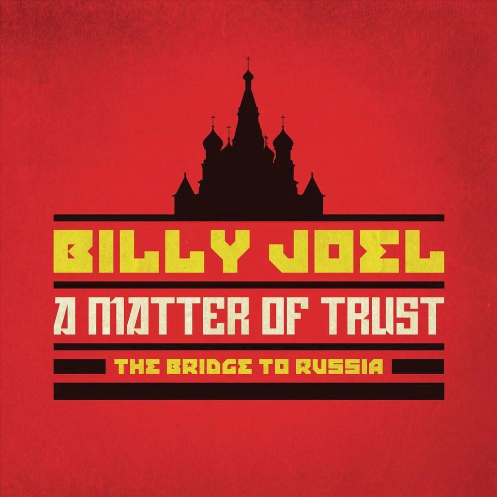 Matter Of Trust:Bridge To Russia (CD)