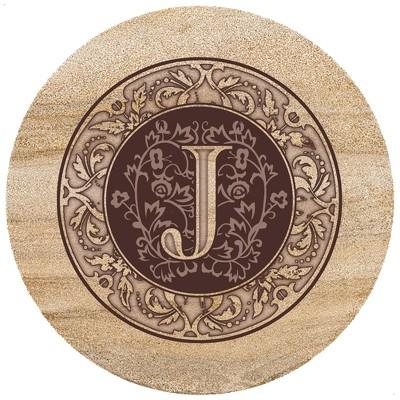 Thirstystone Monogram J Trivet