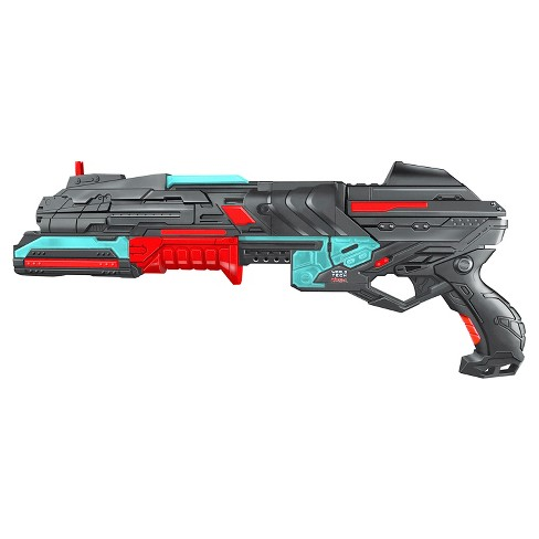 World Tech Warrior Spring Pump Action Nomad Dart Blaster - image 1 of 2