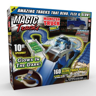 As Seen on TV Magic Tracks Monster Truck Ra