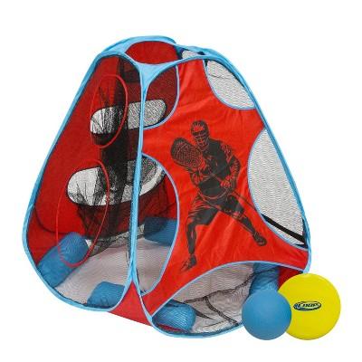 "Swim Way 35"" Hydro 5-in-1 Swimming Pool Game Set - Blue/Red"