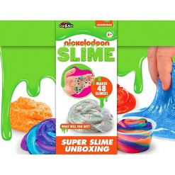 Nickelodeon Slime Super Slime Unboxing Kit