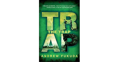 Trap (Hardcover) (Andrew Fukuda) - image 1 of 1