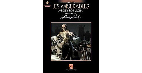 Les Miserables Medley for Violin Solo : As Performed by Lindsey Stirling (Paperback) - image 1 of 1