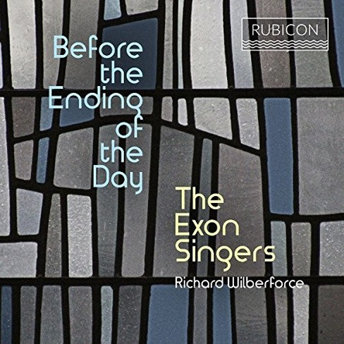 Exon Singers - Before The Ending Of The Day (CD) - image 1 of 1