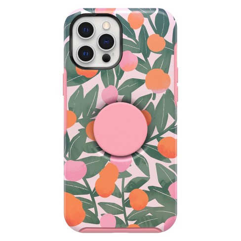 OtterBox Otter+Pop Apple iPhone 12 Pro Max Stay Peachy