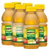 Mott's 100% Original Apple Juice - 6pk/8 fl oz Bottles - image 4 of 4