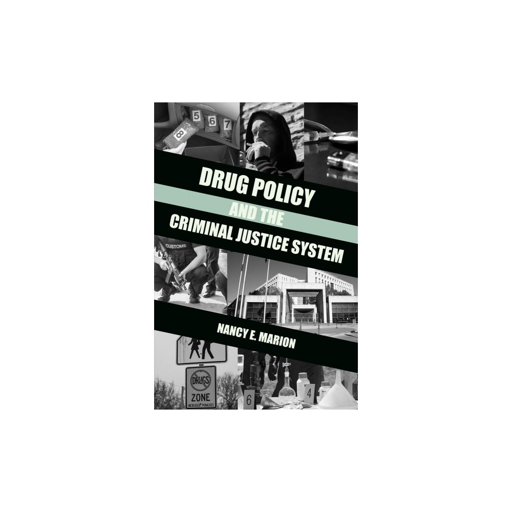 Drug Policy and the Criminal Justice System - by Nancy E. Marion (Paperback)