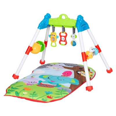 Smart Steps by Baby Trend Jammin' Gym with Playmat