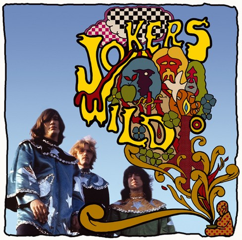 Jokers wild - Liquid giraffe (Vinyl) - image 1 of 1